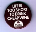 Drink Cheap Wine