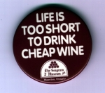 Drink Cheap Wine